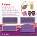 Polyform  Sculpey Technique Design Blocks 7.75in. x 7.25in.