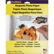 ProMag  Magnetic Photo Paper 8.5in. x 11in.