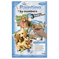 Royal Brush  Junior Small Paint By Number Kit 8.75in. x 11.75in.