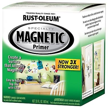 Rust-Oleum 247596 Gray Indoor Use Magnetic Primer