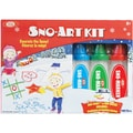 Slinky  Sno-Art Kit with Various Color Sno Markers and Sno Molds