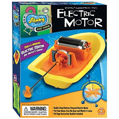 Slinky Plastic Electric Motor Kit