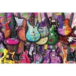 """TDC Games  Jigsaw Puzzle 1000 Pieces Six String Fling 19"""" x 26.5"""""""