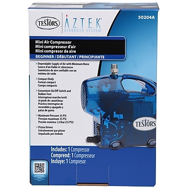 Testors Testors Mini Airbrush Compressor