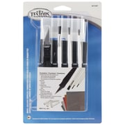Testors 9111XT Black/White Paint Kit, 1/Pack