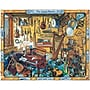White Mountain Puzzles Jigsaw Puzzle 1000 Pieces 24