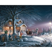 White Mountain Puzzles  White Mountain Puzzles Winter Wonderland 1000 Piece Jigsaw Puzzle