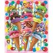 "White Mountain Puzzles  White Mountain Puzzles Ice Cream Candy Swirls 24"" x 18"""