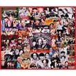 White Mountain Puzzles  Cardboard The Three Stooges Jigsaw Puzzle 24in. X 30in.