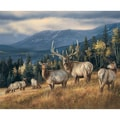 White Mountain Puzzles  White Mountain Puzzles Autumn Gold Jigsaw Puzzle 1000/Piece