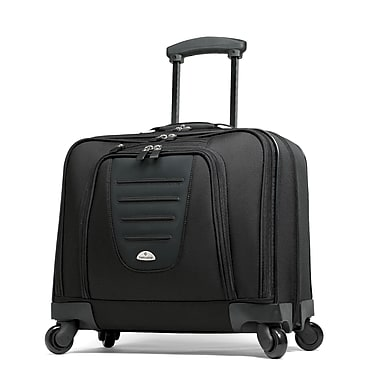 Samsonite® Mobile Office Laptop Case, Black, 15.4