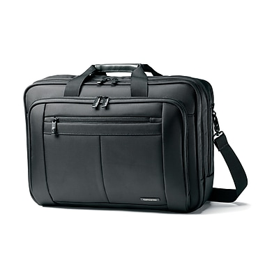 Samsonite Black Ballistic Fabric Classic Notebook Carrying Case 17