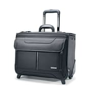 Samsonite Polyester Wheeled Catalog Case  17""