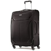 Samsonite Nylon Luggage Lift Spinner Suitcase 25,  Black