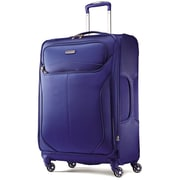 Samsonite Nylon Luggage Lift Spinner Suitcase 25,  Blue