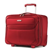 Samsonite Nylon Luggage Lift Wheeled Boarding Bag 18,  Red