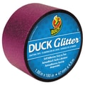 Duck® Glitter® 1.88in. x 5 yds. 3in. Core Crafting Tape, Pink