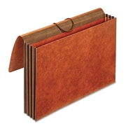Cardinal Globe-Weis® Legal Accordion Wallet With 3 1/2 Expansion, Brown