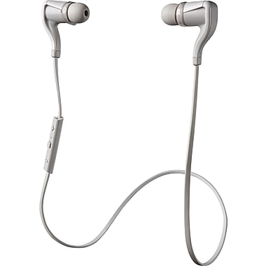Plantronics BackBeat Go 2/R Wireless Earbuds with Case - White, (89800-03)