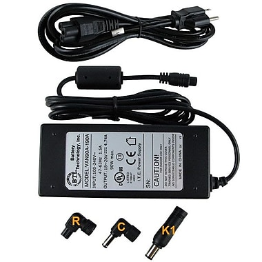 BTI – Adaptateur CA 90 W pour portatif Dell, AC-U90W