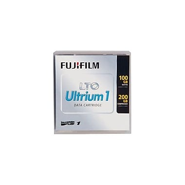 Fujifilm LTO-1 Ultrium Data Cartridge, 100/200GB (600003188)