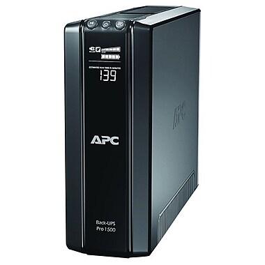 APC® Back-UPS Line-Interactive 1500VA UPS