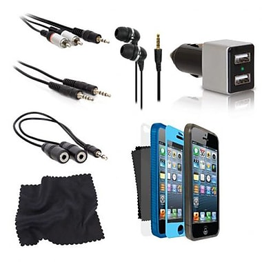 DreamGEAR 12-in-1 Accessory Kit for iPhone 5 (ISOUND 5312)