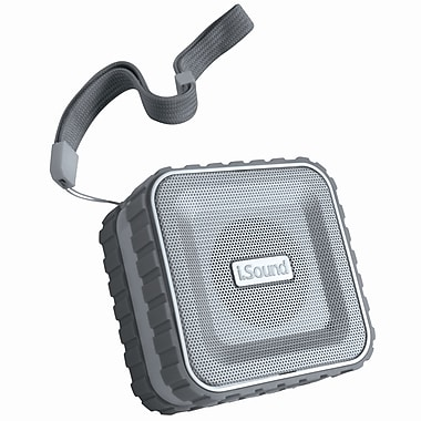 DreamGEAR DuraWaves Speaker for iPod, iPhone, iPad, Smartphones & USB Devices, White