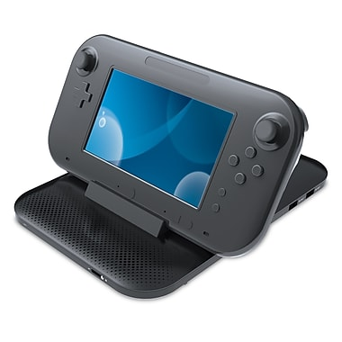 DreamGEAR U Concert Dock Pro Charging Speaker Dock for Wii U Gamepad