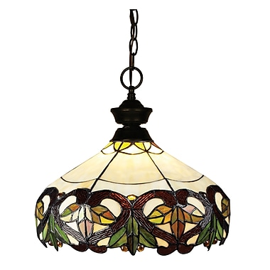 Z-Lite (100701BRZ-Z14-33) 1 Light Pendant, 14