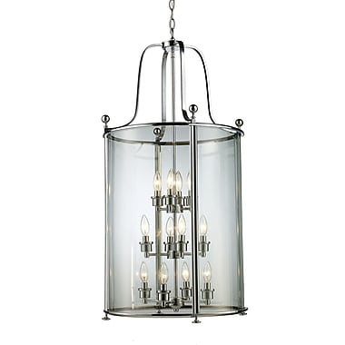 Z-Lite Wyndham (134-12) 12 Light Pendant, 21.5