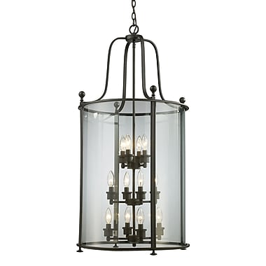 Z-Lite Wyndham (135-12) 12 Light Pendant, 21.5