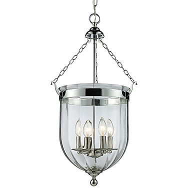 Z-Lite Warwick (137-28) 4 Light Pendant, 13.75