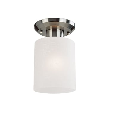 Z-Lite Cobalt (152F-1) 1 Light Flush Mount, 5