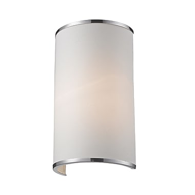 Z-Lite Cameo (164-1S) 1 Light Wall Sconce, 4.5
