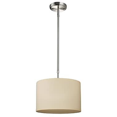 Z-Lite Albion (171-12C) 1 Light Pendant, 12