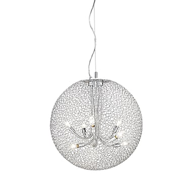 Z-Lite Saatchi (175-24) 8 Light Pendant, 24