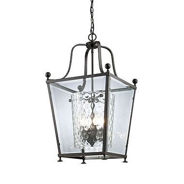 Z-Lite Ashbury (179-3) 3 Light Pendant, 10.88