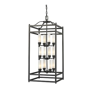 Z-Lite Altadore (181-12) 12 Light Pendant, 17.75