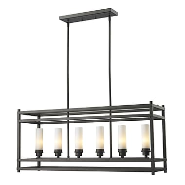 Z-Lite Altadore (181-6) 6 Light Pendant, 35