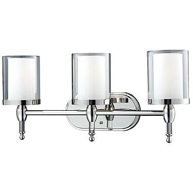 Z-Lite Argenta (1908-3V) 3 Light Vanity Light, 6.25