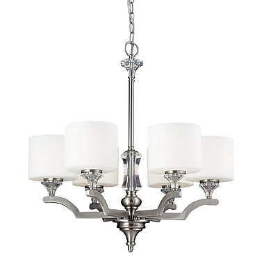 Z-Lite Avignon (2000-6) 6 Light Chandelier, 25