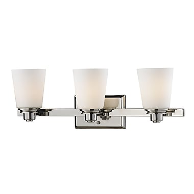 Z-Lite Nile (2101-3V) 3 Light Vanity Light, 6