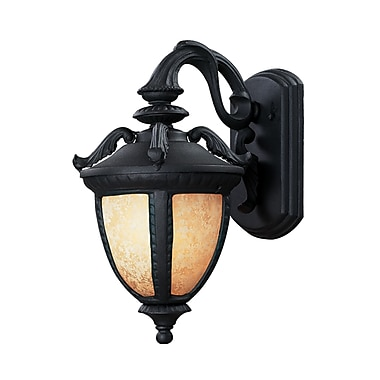 Z-Lite Winchester (2141S-BK) Outdoor Wall Light, 10