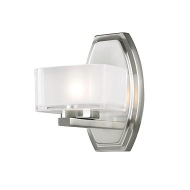 Z-Lite Cabro (3007-1V) 1 Light Vanity Light, 5.88