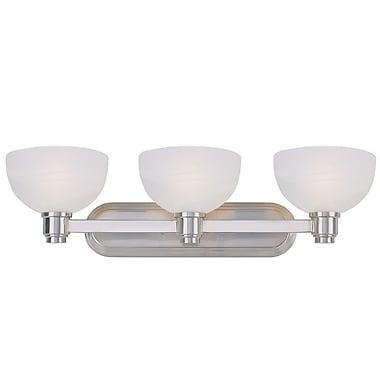 Z-Lite Chelsey (314-3V-CH) 3 Light Vanity, 10