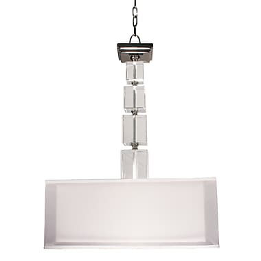 Z-Lite Drake (315P) 3 Light Pendant, 18