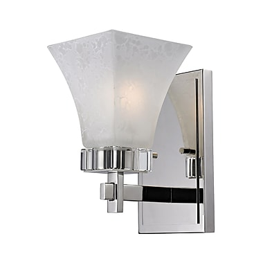 Z-Lite Pershing (319-1S) 1 Light Wall Sconce, 6.63