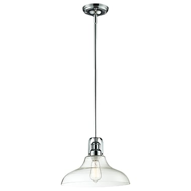 Z-Lite Forge (321-13MP-CH) 1 Light Pendant, 13