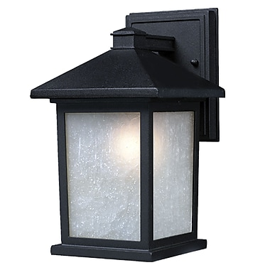 Z-Lite Holbrook (507B-BK) Outdoor Wall Light, 10.63
